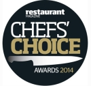 Chefs Choice Award Image