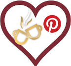 Pinterest and EBC Heart Image