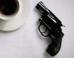 2014_Coffee and gun