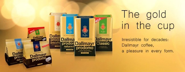 2014_Dallmayr Coffee_Gold