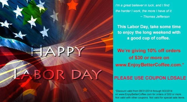 2014_Labor Day Postcard at EBC