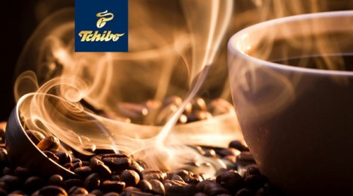 2014_Tchibo with beans and mug