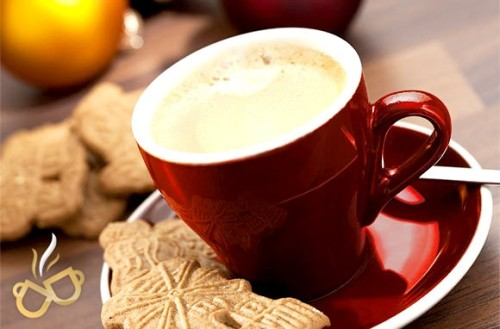 2014_red mug and speculaas with logo