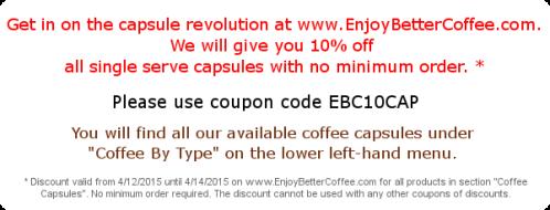 2015_Capsules on Sale
