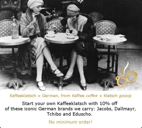 2015_German Kaffeeklatsch