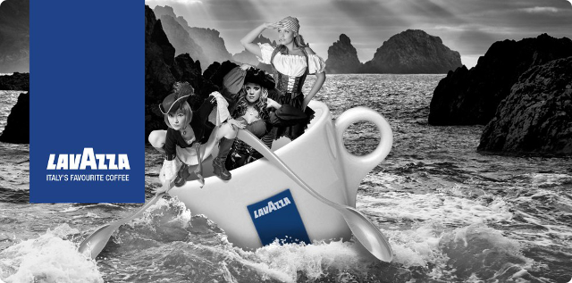 2015_Lavazza cup choppy water Ahoy Matey