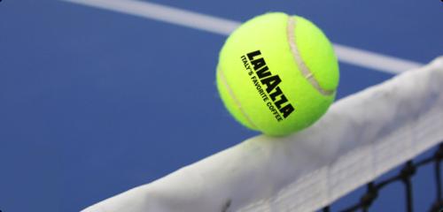 2015_Lavazza Tennis Ball and Net