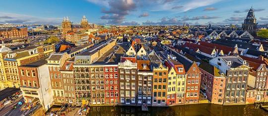 2015_Amsterdam Houses