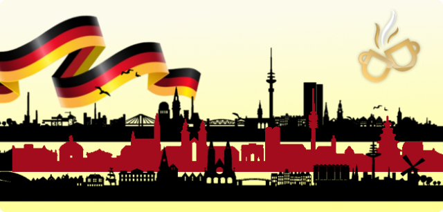2016_German cityscape with logo