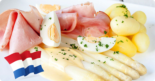2016_white asparagus egg ham potato