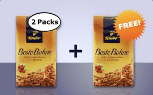 2016_Tchibo Beste Bohne 2 pack 1 free pack