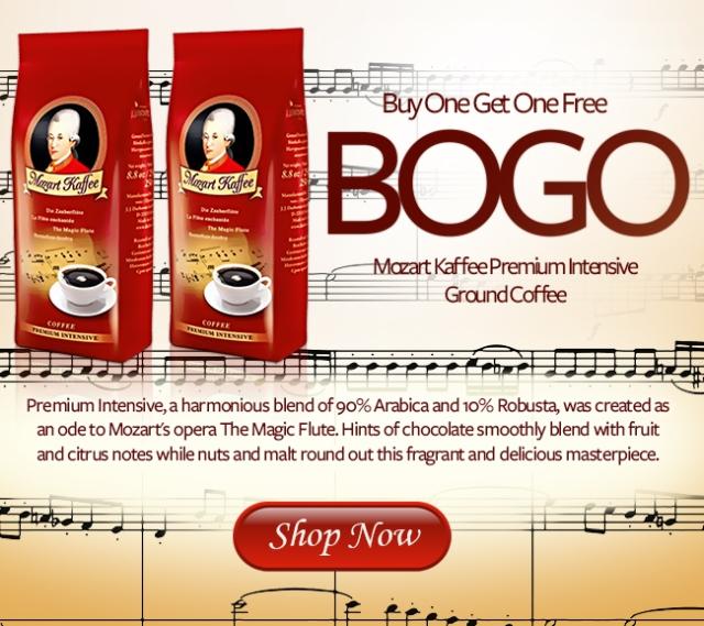 Mozart Premium Intensive BOGO Deal