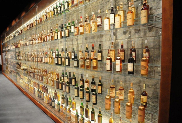 Whiskey-Collection
