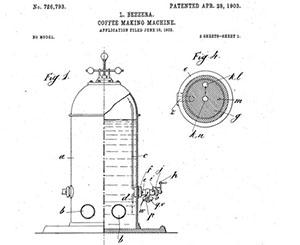patent-espresso-machine