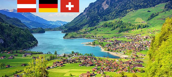 Swiss-German-Austrian-Banner