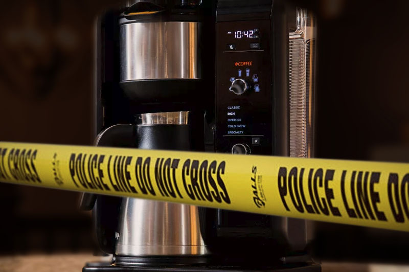 Coffee-Police-Line
