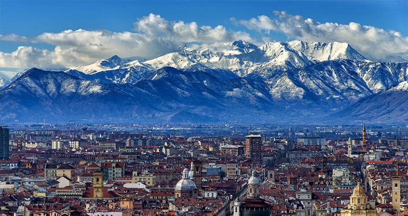 Turin-Foothills